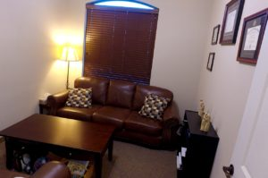 pathways group therapy room